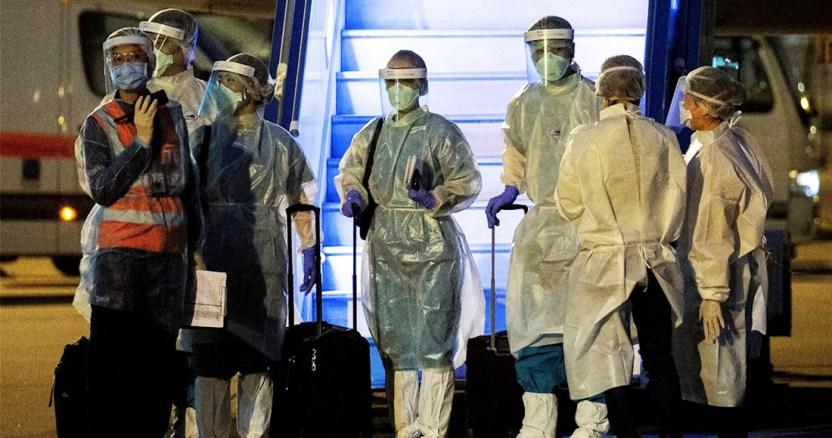 coronavirus china 1 - Las fábricas y negocios de Wuhan reabren sus puertas de a poco; China confía en levantar economía - #Noticias