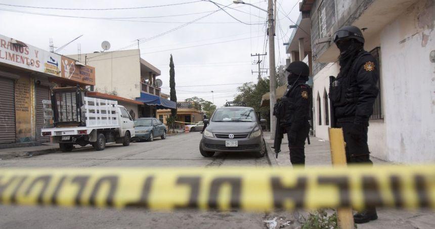 cuartoscuro 739948 digital 1 - Tres bolsas con restos humanos son abandonadas en el Edomex; autoridades ya investigan