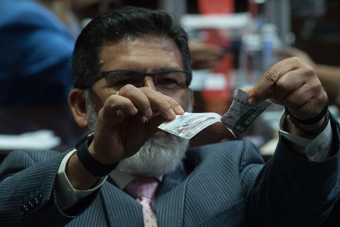 """cuartoscuro 748700 digital - """"¡Que manera de no legislar!"""": Muñoz Ledo critica a diputados por reformas sobre rifa del avión presidencial - #Noticias"""