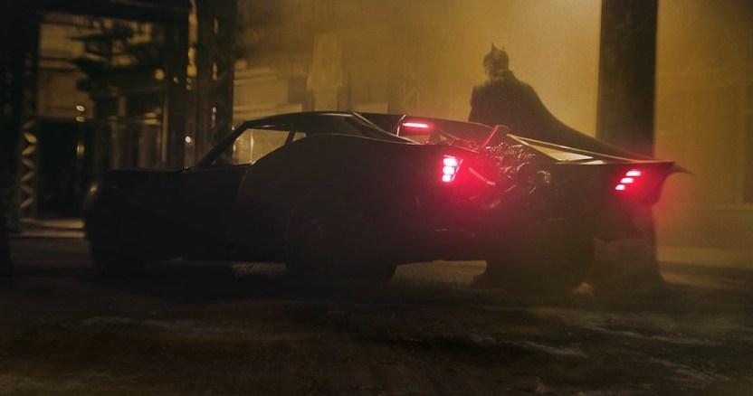 the batman - Fotos del batimóvil en The Batman podrían anticipar la llegada de Jason Todd al filme - #Noticias