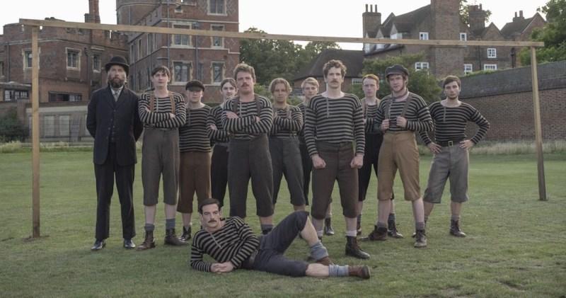 em>The English Game</em>: la serie de Netflix que retrata la ...