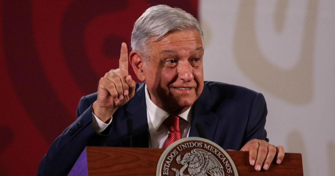El Presidente Andrés Manuel López Obrador se dirigió esta mañana a los grupos criminales que reparten despensas y ayudas a las familias durante la pandemia del nuevo coronavirus en México.