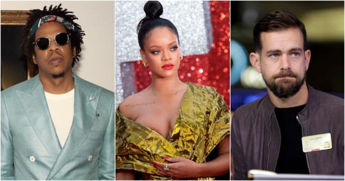 Rihanna, Jay-Z y Jack Dorsey donan 6.2 millones de dólares a las ...