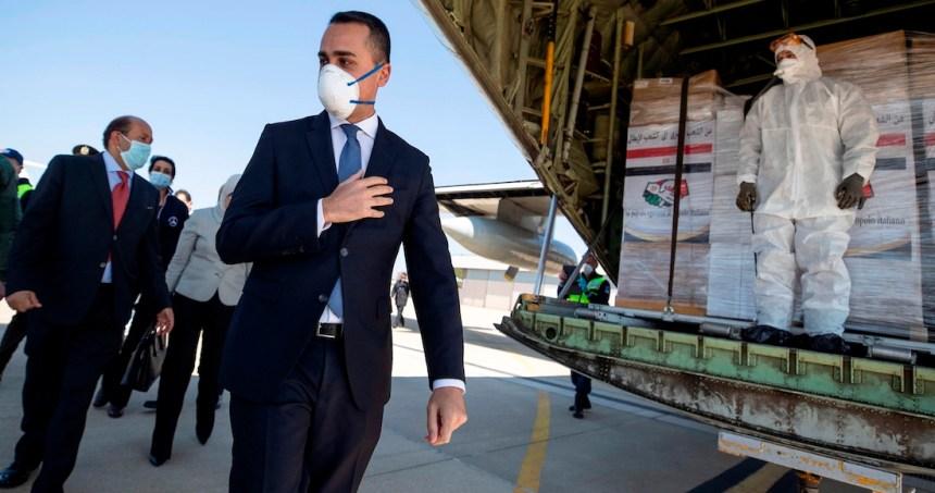 italia puertos migrantes - Autoridades estadounidenses advierten aumento de contagios entre migrantes por COVID-19
