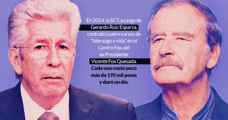 SCT-RUIZ ESPARZA-VICENTE FOX
