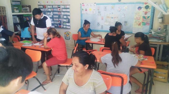 escuela Yucatán