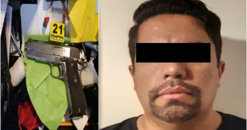 cjng 1 - Edomex: Supuesto integrante del Cártel Jalisco, señalado por asesinato de cinco mujeres, es arrestado