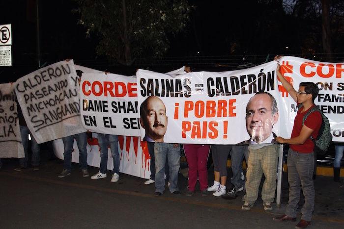 PROTESTA-CONTRA-CALDERÓN