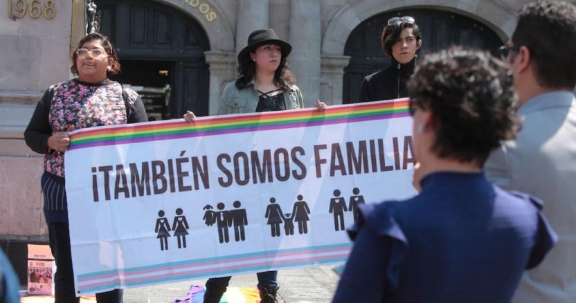 cuartoscuro 748718 digital - Comunidad LGBT protesta en BC para exigir al Congreso que apruebe el matrimonio igualitario