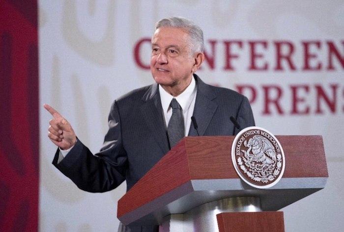 """El mandatario mexicano consideró""""conveniente que se ventile este asunto y todos los que tienen que ver con la corrupción""""."""