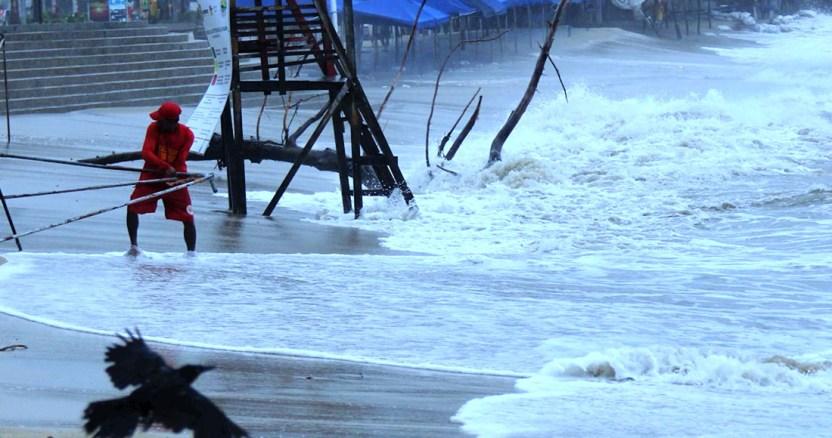 """genevieve 1 - El huracán """"Genevieve"""" se degrada a categoría 1; PC emite Alerta Roja para Baja California Sur"""