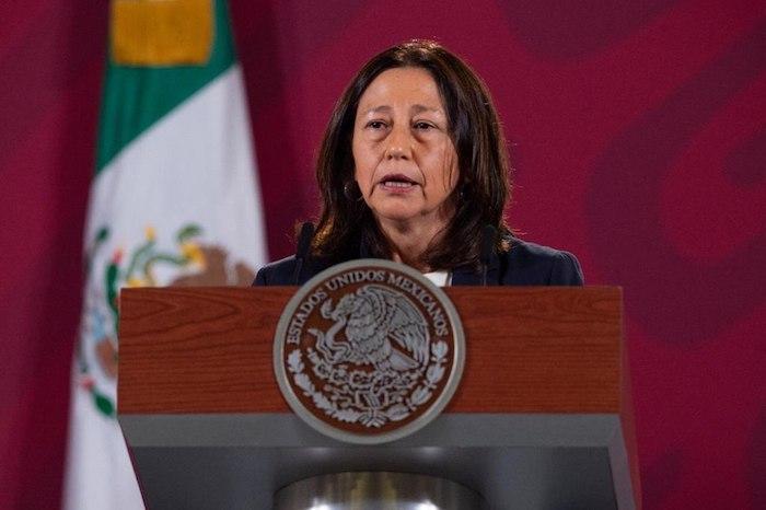Sylvia Lorena Varela Ramón, presidenta y directora general de AstraZeneca México.