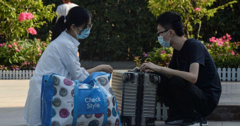 wuhan despierta de la pesadilla de la covid 19 - China suma 15 días sin contagios locales de la COVID-19; registra 17 nuevos casos importados