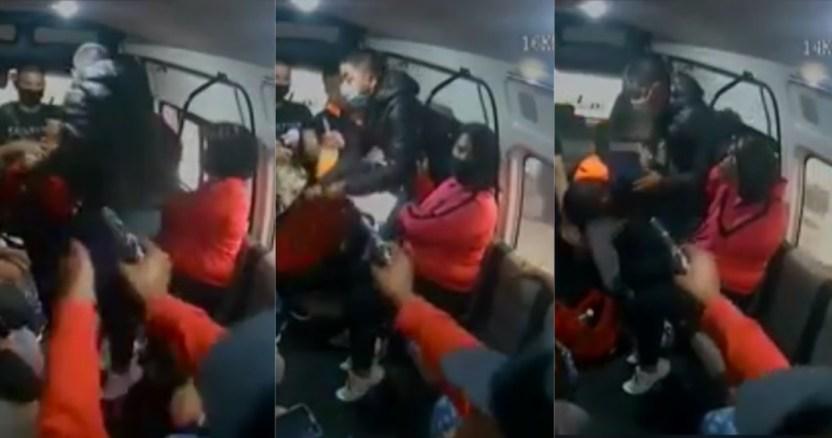 asalto 3 1 - VIDEO muestra el interior de la casa del sujeto que mató a un joven en la combi del Edomex