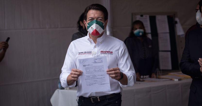 mario delgado 1 - Diputados de Morena exigen a Mario Delgado transparentar el uso de recursos de la bancada