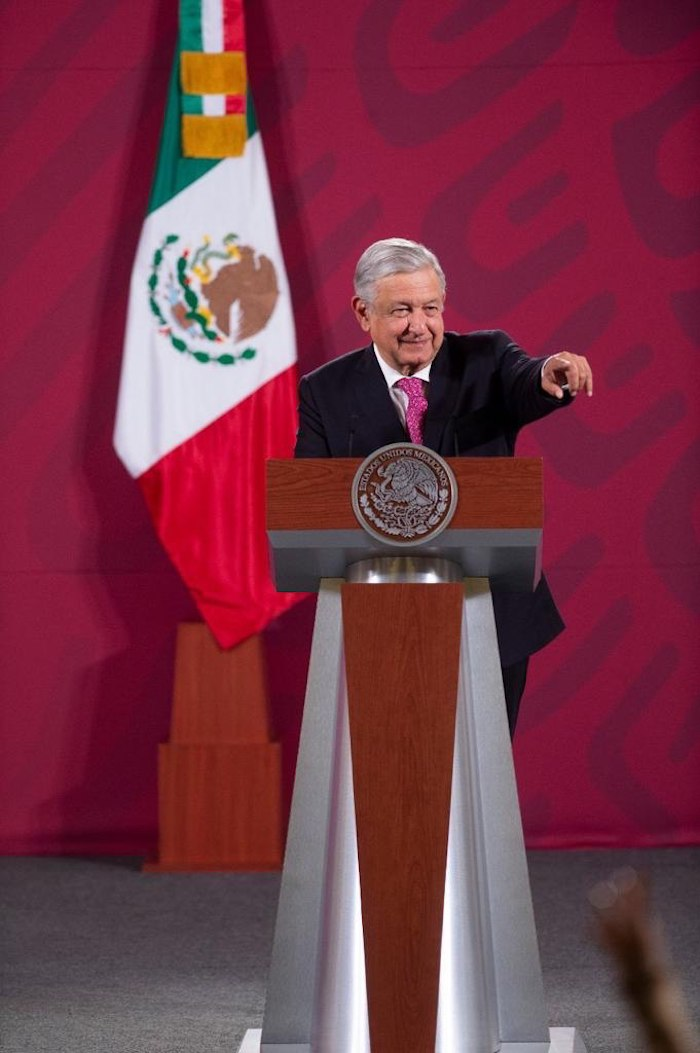 El Presidente de México, Andrés Manuel López Obrador, habló esta mañana de la propuesta de la Alianza Federalista para abandonar el pacto federal.