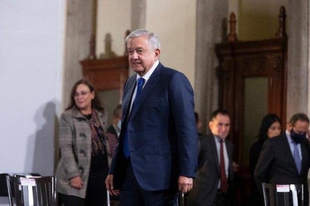 El Presidente de México encabezó esta mañana su conferencia de prensa matutina.