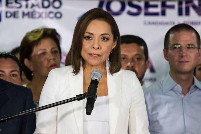 Josefina Vázquez Mota, excandidata del PAN a la Presidencia de México.