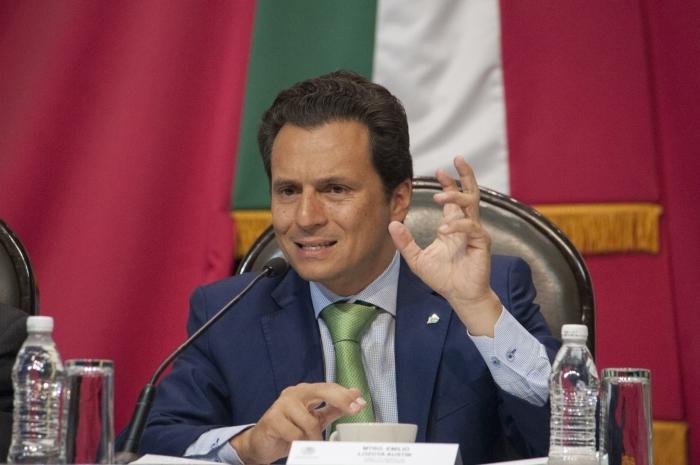 Lozoya Austin fue titular de Pemex durante el Gobierno de Enrique Peña Nieto.