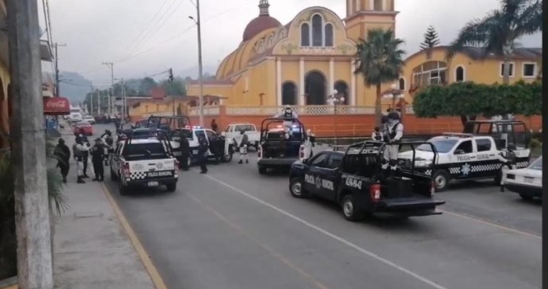 Foto escena del asesinato del precandidato del PRI en Veracruz