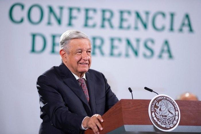 El Presidente Andrés Manuel López Obrador encabezó este miércoles su conferencia de prensa en Palacio Nacional.
