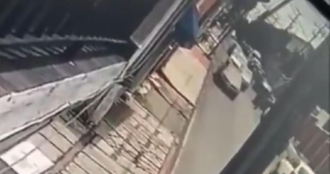 Asaltantes chocan en Cuernavaca