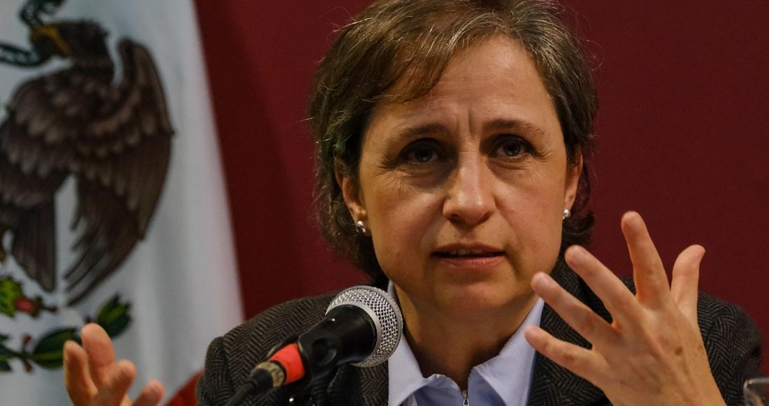 Aristegui responde a FGR en caso Pegasus