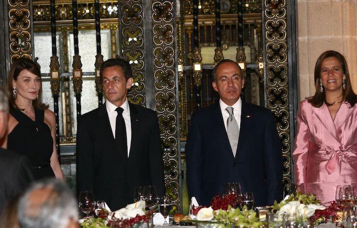 El caso Florence Cassez, en el que estuvo involucrado Cárdenas Palomino, significó un conflicto diplomático entre Calderón Hinojosa y Nicolas Sarkozy. Foto: Saúl López, Cuartoscuro.