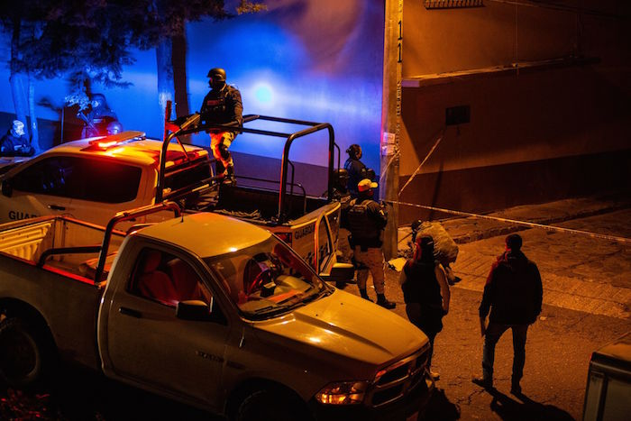 cuartoscuro 823110 digital - En 5 años, 257.63% más homicidios en suelo zacatecano. Es la guerra interminable – SinEmbargo MX
