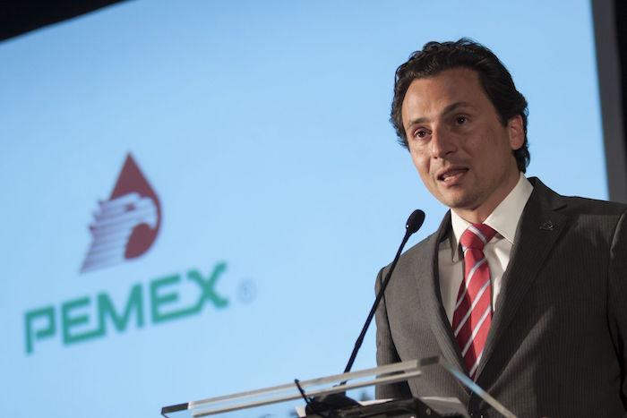 Emilio Lozoya Austin fue director general de Petróleos Mexicanos (Pemex) durante el sexenio de Enrique Peña Nieto.