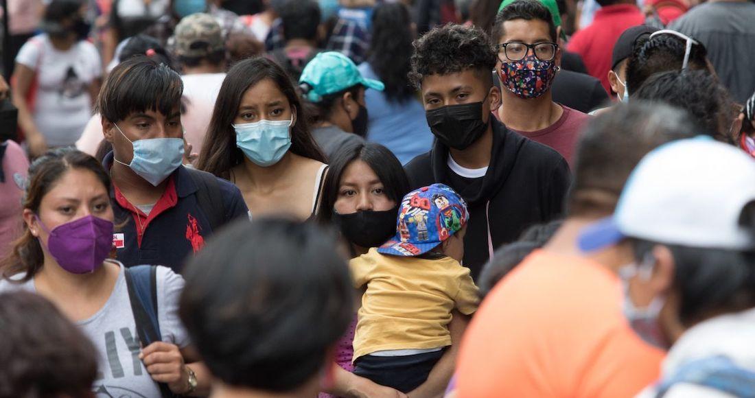 México reporta 259 muertes y 6 mil 837 nuevos contagios por COVID-19