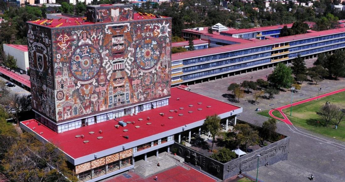 La UNAM inicia ciclo escolar 2021-2022 a distancia por la pandemia de COVID-19