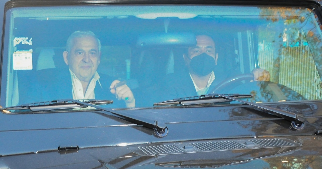"""El Presidente dice que Ancira pagaba viajes de Manlio y Moreira, y critica a """"Alito"""""""