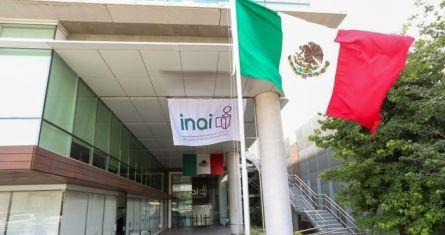Instalaciones del INAI.
