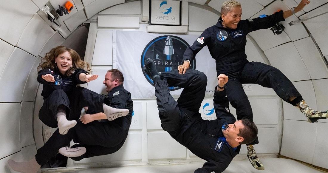 Viaje al espacio de SpaceX