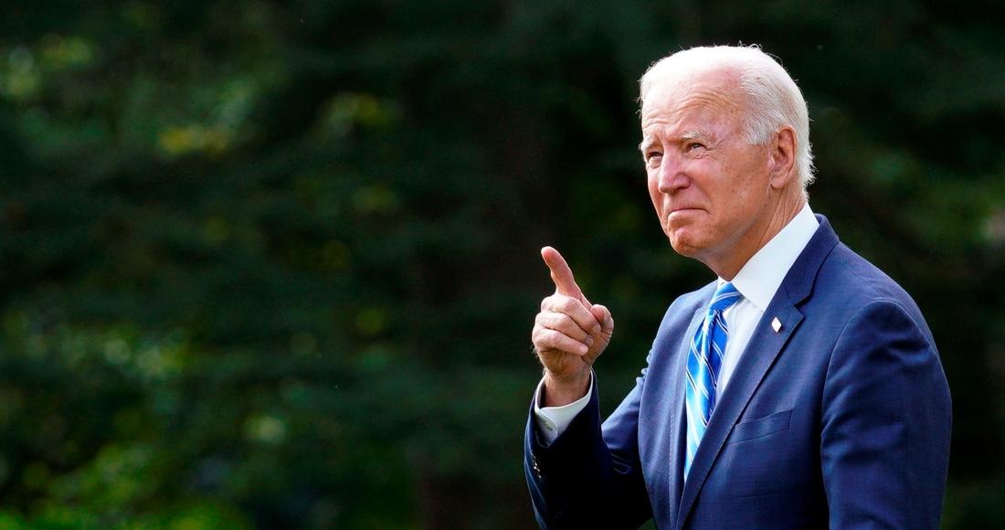 El Presidente estadounidense, Joe Biden, en una fotografía de archivo.