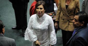 Rosario Robles Berlanga, extitular de Sedesol y de Sedatu.
