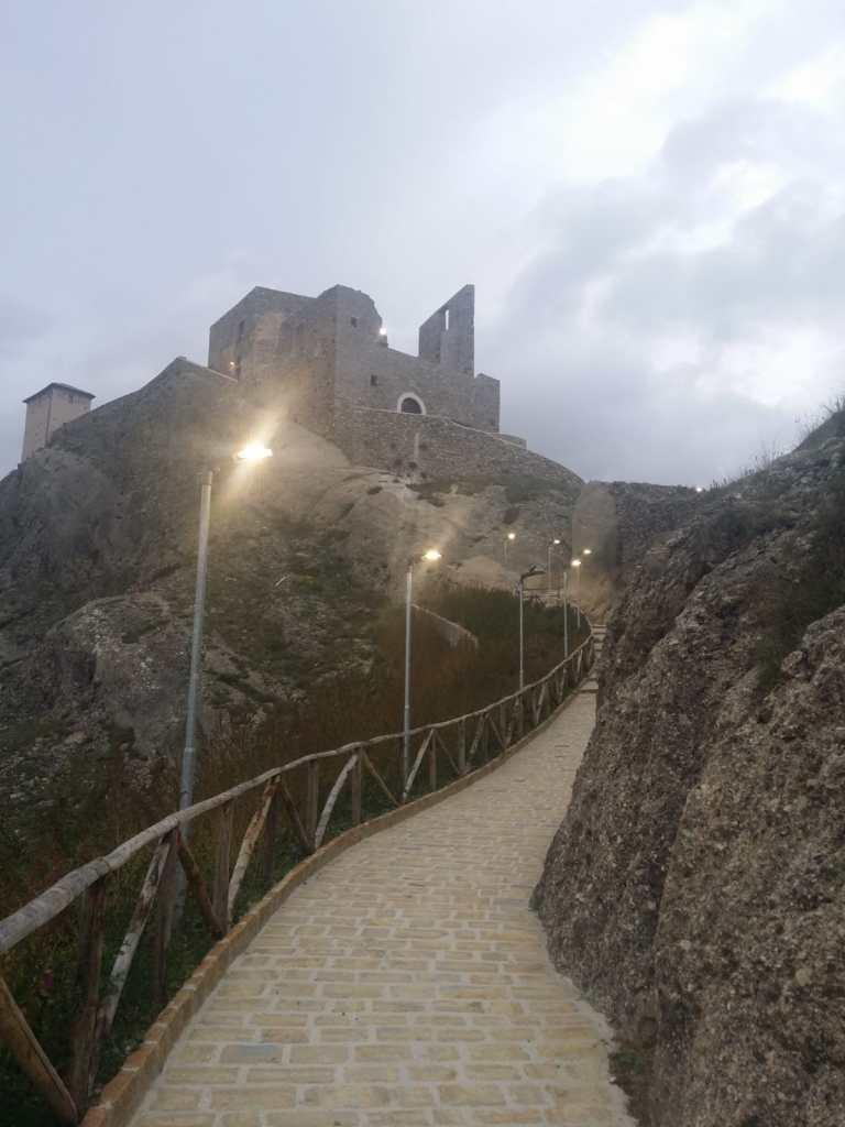 Castello di Brindisi di Montagna