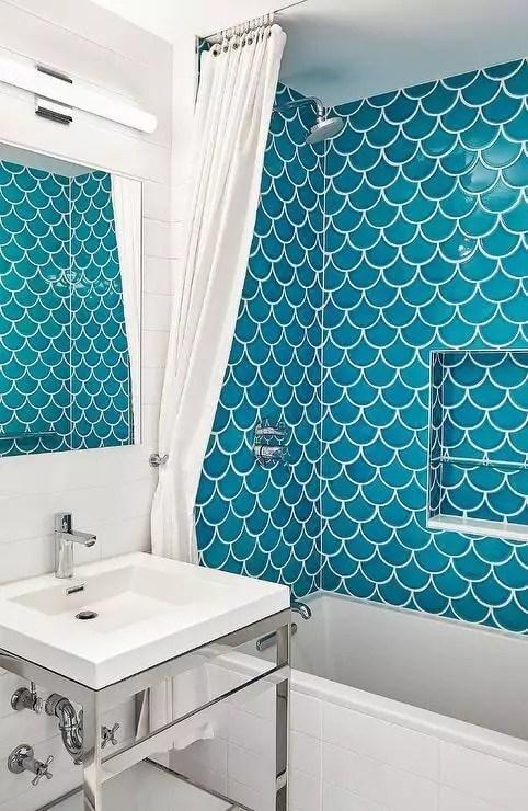 desain keramik kamar mandi minimalis