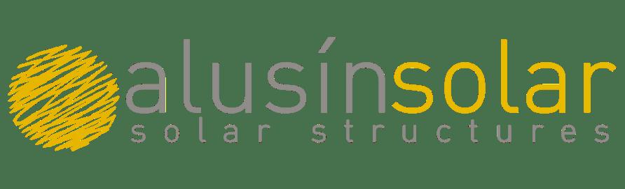 Logo Alusín Solar Transparente