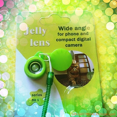 Qoo10 Singapore Jelly Lens