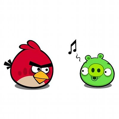 Bad Piggies vs Angry Birds