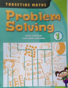 A wallet-friendly problem solving-focused grade one math book