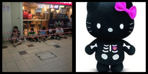 The Hello Kitty Syndrome in Singapore