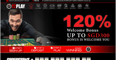 Two Awesome Sports Bookies offered by 12 Play Singapore to bet on Sports