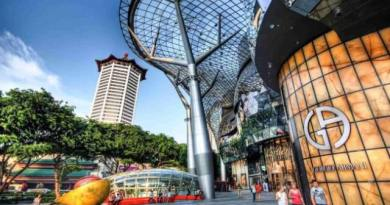 4 Things to Shop On Orchard Road, Singapore