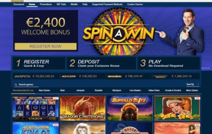 Europa casino online