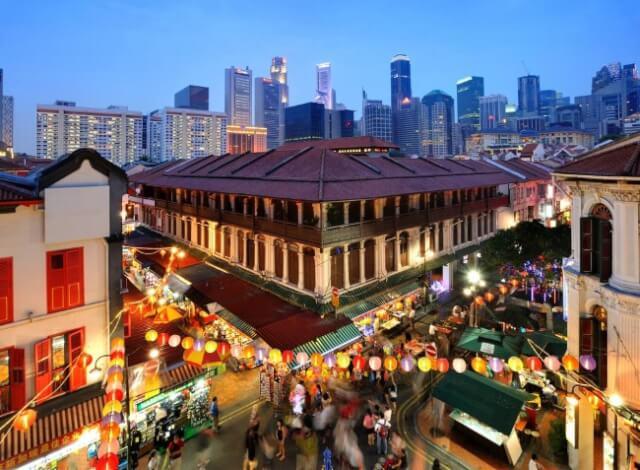 Explore Distinct Cultural Neighborhoods of Singapore
