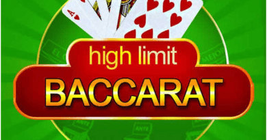 Highlimit Baccarat