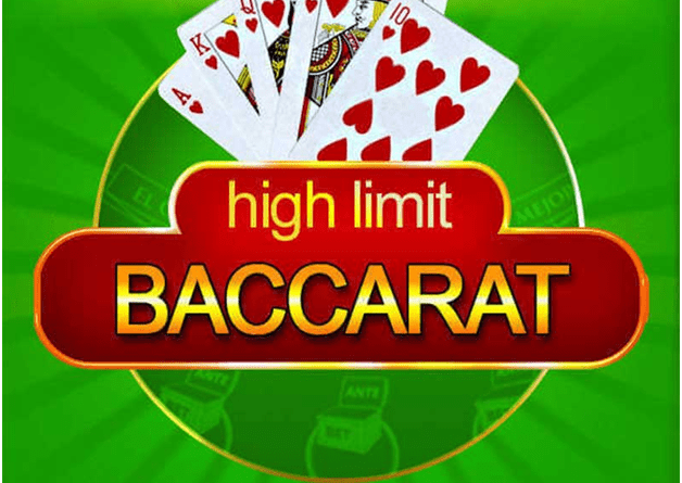 Highlimit Baccarat